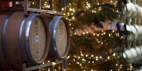 Holiday Barrel Tasting at Waterbrook tickets