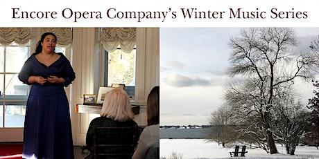 Winter Music Series: Vino, Vidi, Vici tickets