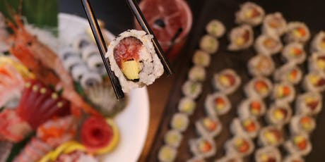 Sushi-Making for Beginners at Fat Baby tickets