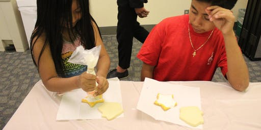 Make a Gingerbread House at  Central Library