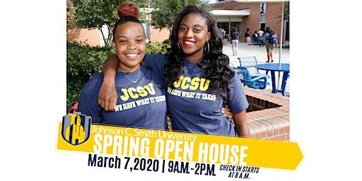 Johnson C. Smith Spring Open House