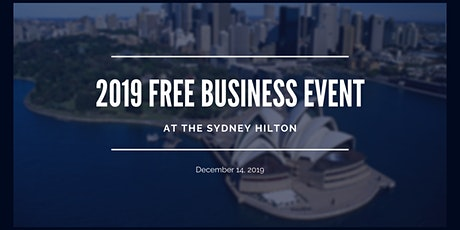 Free Business Event tickets