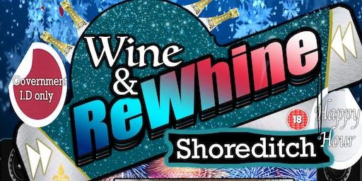ReWhine Shoreditch Bashment Party: Christmas Edition