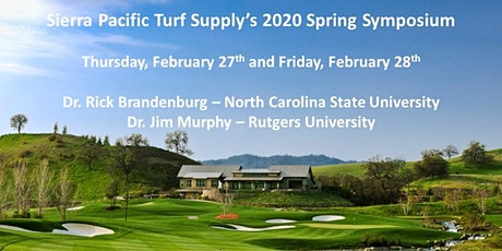 Sierra Pacific Turf Supply 2020 Spring Symposium tickets