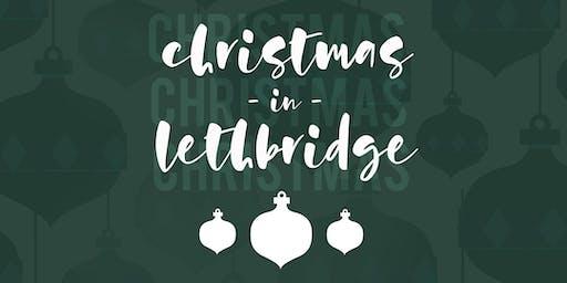 Christmas in Lethbridge - Friday December 20