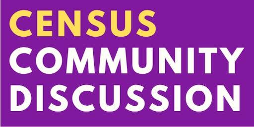 Census Community Discussion - FIU at I-75