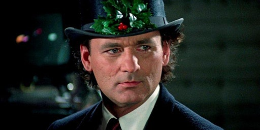 Scrooged - a very Bill Murray Christmas special jam!