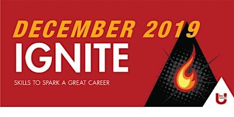 IGNITE Winter 2019 LEXINGTON Market Center Classes tickets