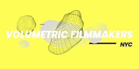 "Volumetric Filmmakers NYC (VFNYC) 12/12/2019  ""THE VFNYC SUMMIT!"" tickets"