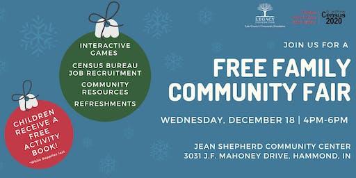 Free Community Fun Fair