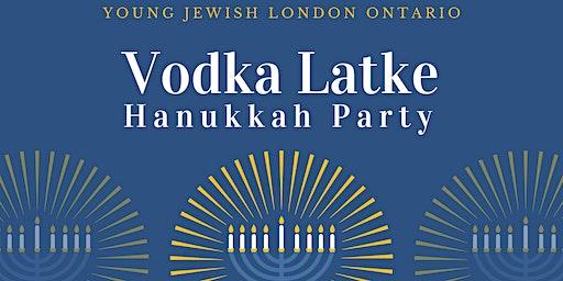 Young Jewish London Ontario - Vodka Latke Party!