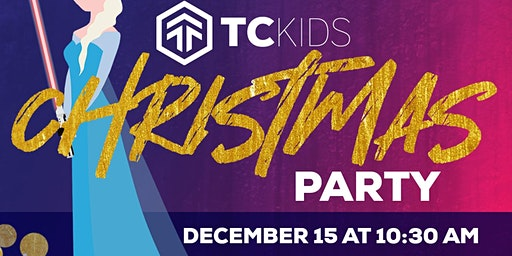 Free Community Christmas Party for Kids 1 through 10 yrs