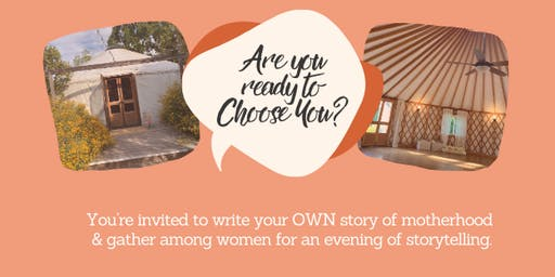 Choose You - Write Your Own Story of Motherhood