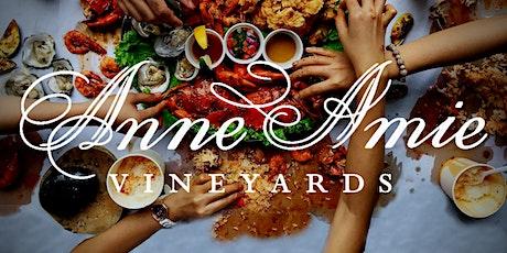 Winter Crab Dinner @ Anne Amie Vineyards tickets