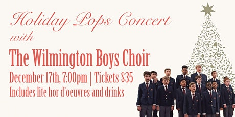 Holiday Pops with the Wilmington Boys Choir tickets