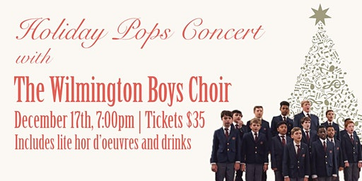 Holiday Pops with the Wilmington Boys Choir