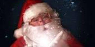 Santa Comes to Smalley, 7th December 2019