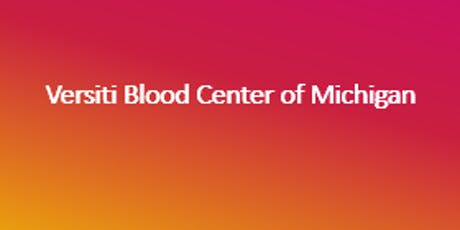 Onsite Hiring Event @ Versiti Blood Center of Michigan- Kalamazoo tickets