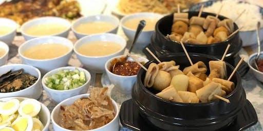 Cooking Class: Korean Seafood