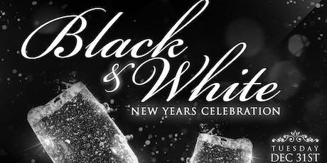 Black & White NYE Celebration tickets