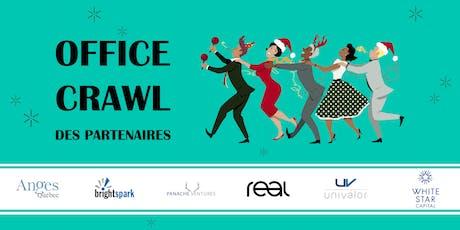 « Office Crawl »des Partenaires tickets