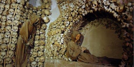 Roma Sotterranea: Cripta Ossuario dei Frati Cappuccini biglietti