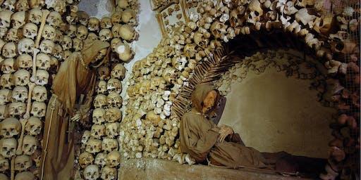 Roma Sotterranea: Cripta Ossuario dei Frati Cappuccini