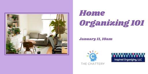 Home Organizing 101