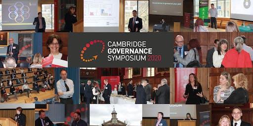 Cambridge Governance Symposium 2020