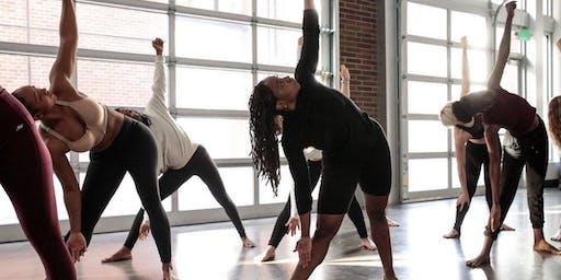 Trap Vinyasa™ Pop-Up & Body Positivity Talk