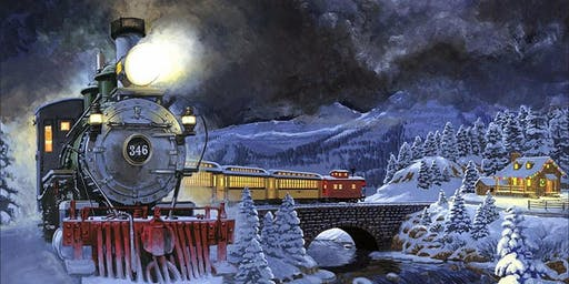 Holiday Trains @ Camp Jefferson @ 2nd Annual
