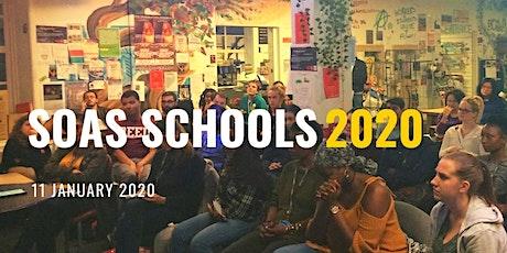 SOAS Schools Debating Competition 2020 tickets