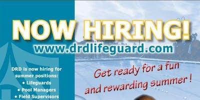 Lifeguard Hiring Event #1