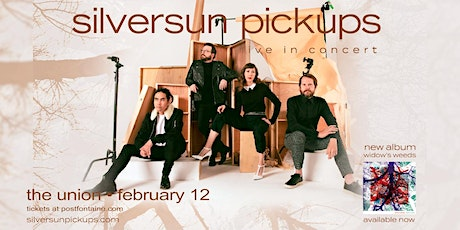 SILVERSUN PICKUPS - WIDOW'S WEEDS OUT NOW tickets