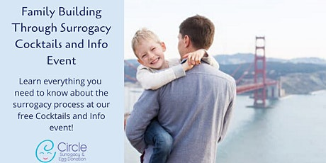 Family Building Through Surrogacy - Cocktails and Info tickets