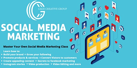 Master Your Own Social Media tickets
