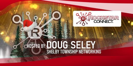 Free Shelby Township Rockstar Connect Networking Event (December, Detroit) tickets
