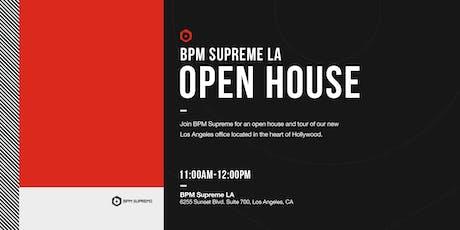 LA Office Opening Week 2: Open House tickets