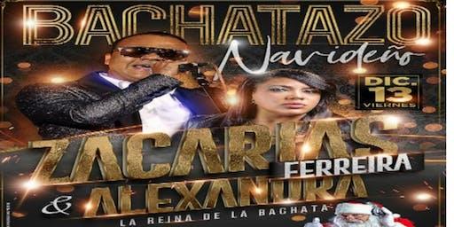 ZACARIAS FERREIRA & ALEXANDRA, BACHATAZO NAVIDEÑO