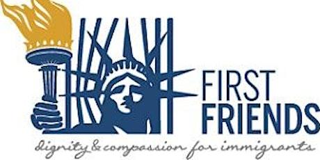 First Friends Volunteer Training at Christ Church Summit NJ tickets