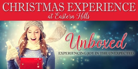 Christmas Experience at Eastern Hills tickets