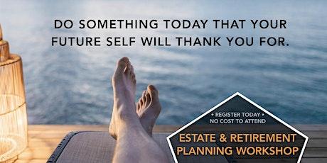 West Carrollton: Free Estate & Retirement Planning Workshop tickets