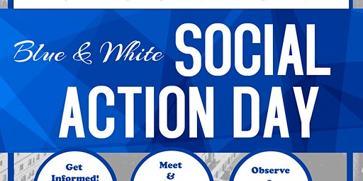 Blue & White Social Action Day: Baltimore City