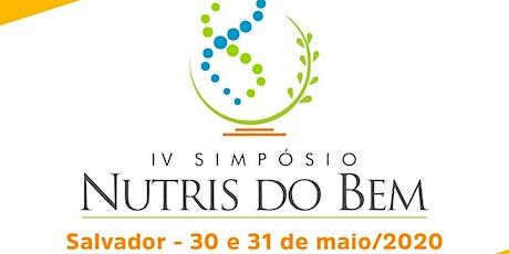 IV Simpósio do Nutris do Bem - SINB 2020 ingressos