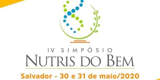 IV Simpósio do Nutris do Bem - SINB 2020