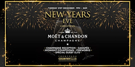 New Years Eve w/Moet & Chandon tickets