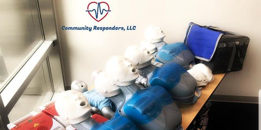 CPR/First Aid - West Valley