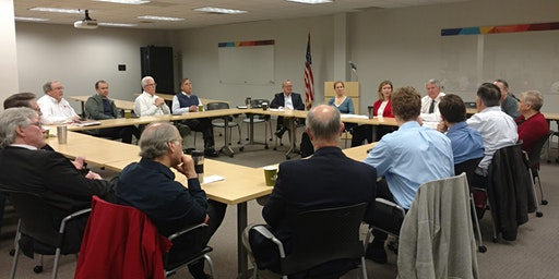 Roundtable Discussion with Dayton Mayor Nan Whaley and Staff