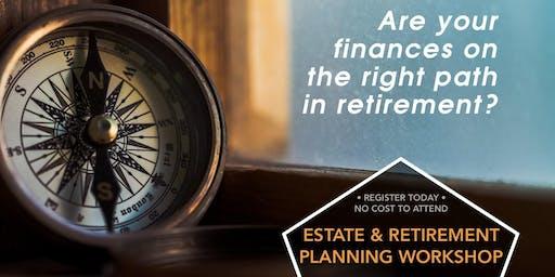 Fredericktown: Free Estate & Retirement Planning Workshop