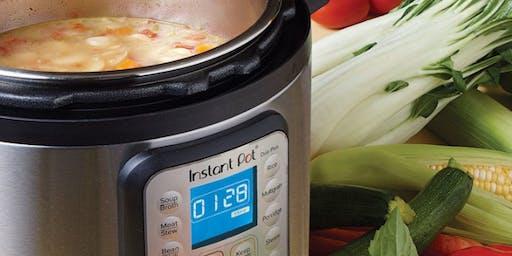 Instant Pot Soup Workshop